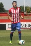 Ismael Lopez Sporting Gijon