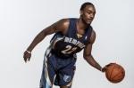 Jamaal Franklin Memphis Grizzlies