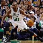 Joel Anthony Boston Celtics