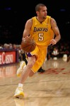Jordan Farmar Los Angeles Lakers