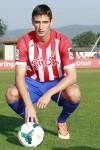 Marko Scepovic Sporting de Gijon