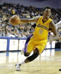 Nick Young Los Angeles Lakers