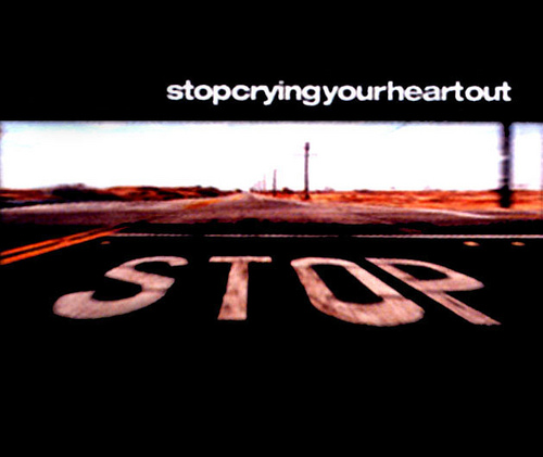 Oasis Stop Crying Your Heart Out