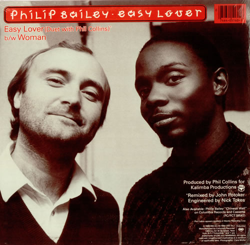 phil collins philip bailey easy lover