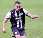 Remie Streete Newcastle United