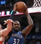 Ronny Turiaf Minnesota Timberwolves