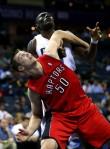 Tyler Hansbrough Toronto Raptors