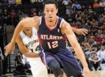 John Jenkins Atlanta Hawks