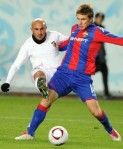 Kiril Nababkin CSKA Moscu