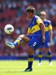 Cristian Erbes Boca Juniors