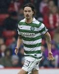 Mikael Lustig Celtic Glasgow