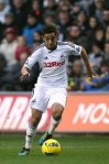 Neil Taylor Swansea City