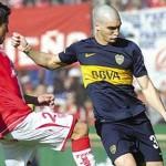 Fernando Evangelista Boca Juniors
