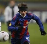 Georgi Schennikov CSKA Moscu