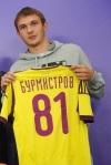 Nikita Burmistrov Anzhi