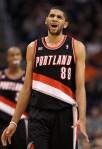 Nicolas Batum Portland Trail Blazers