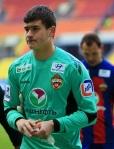 Sergey Revyakin CSKA Moscu