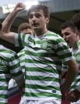 Bahrudin Atajic Celtic Glasgow