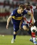 Claudio Riaño Boca Juniors
