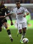 David N'Gog Swansea City