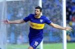 Emmanuel Gigliotti Boca Juniors