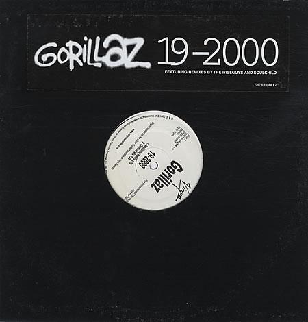 Gorillaz – 19-2000 | elSitiodeRuife Gorillaz 10 2000 Lyrics
