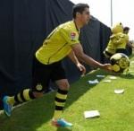 Henrij Mjitaryan Borussia Dortmund