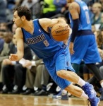 Jose Calderon Dallas Mavericks