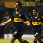 Juan Forlin Boca Juniors