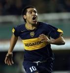 Juan Roma Riquelme Boca Juniors