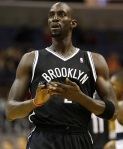 Kevin Garnett Brooklyn Nets