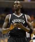 Kevin Garnett Brooklyn Nets