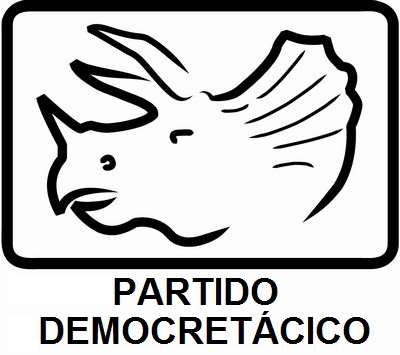 partido democretacico logo