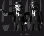PULP FICTION PLAYMOBIL