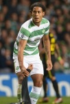 Virgil van Dijk Celtic Glasgow