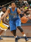 Wayne Ellington Dallas Mavericks