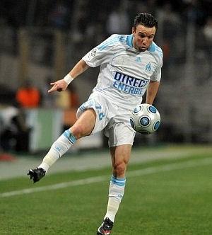 Mathieu Valbuena Olympique Marsella