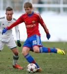 Dmitri Yefremov CSKA Moscu