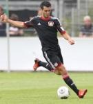 Emir Spahic Bayer Leverkusen