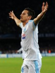 Florian Thauvin Olympique Marsella