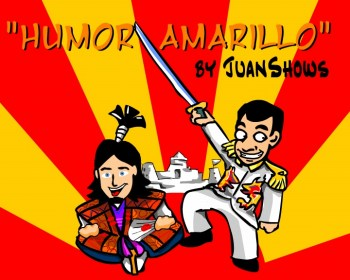 juanshows - humor amarillo