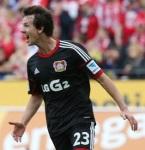 Robbie Kruse Bayer Leverkusen