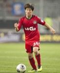 Ryu Seung-Woo Bayer Leverkusen
