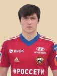 Vyacheslav Karavaev CSKA Moscu
