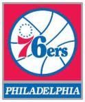 Escudo Philadelphia 76ers