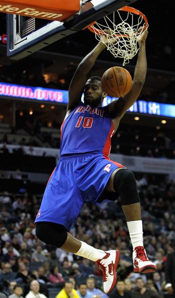 Greg Monroe Detroit Pistons