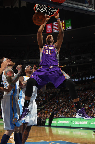 Markieff Morris Phoenix Suns