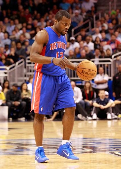 Will Bynum Detroit Pistons