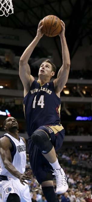 Jason Smith New Orleans Pelicans
