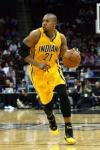 David West Indiana Pacers